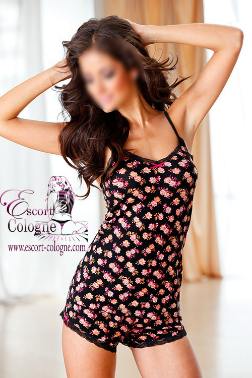 Busty Alluring Escort Cologne